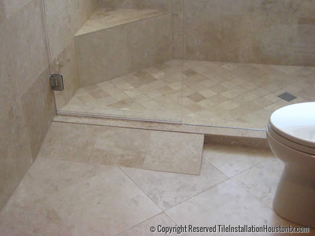 travertine installation houston